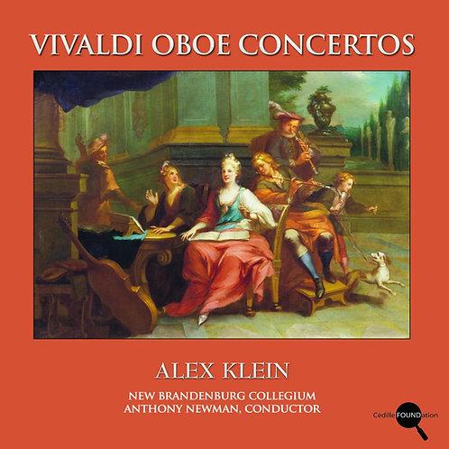 Vivaldi Oboe Concertos