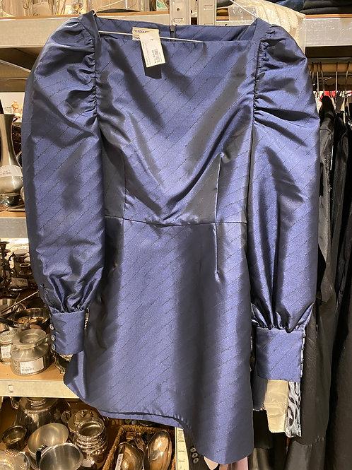 Baum und Pferdgarten kjole blå