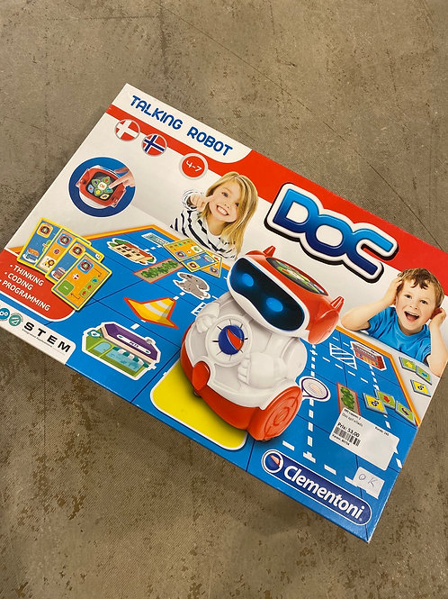 Doc - Talking Robot