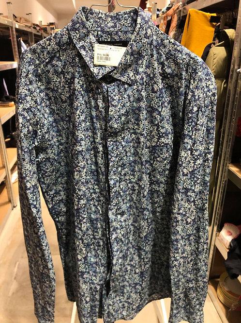 Blomstret herreskjorte fra Selected