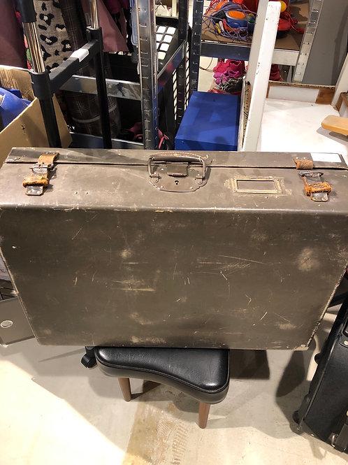 Gammel kuffert