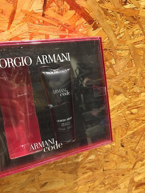 Georgio Armani showergel