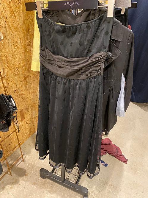 Stropløs kjole
