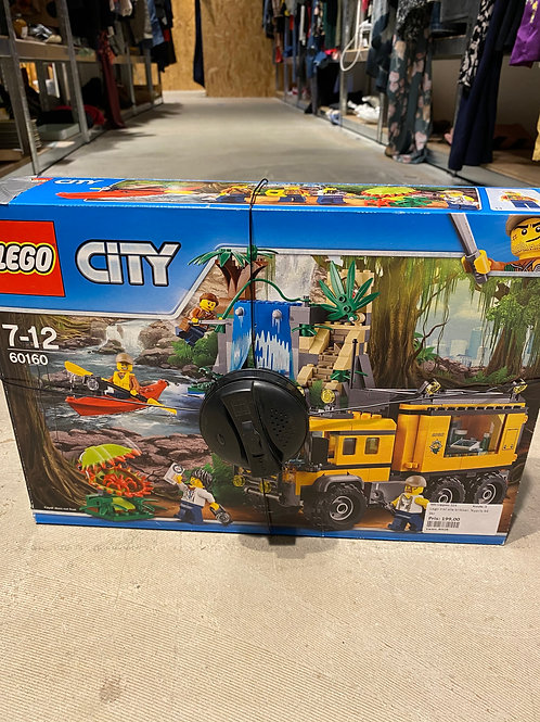 LEGO inkl alle brikker - nypris 449kr