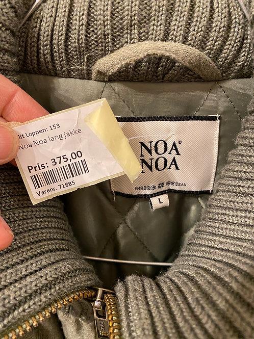 Noa Noa lang jakke