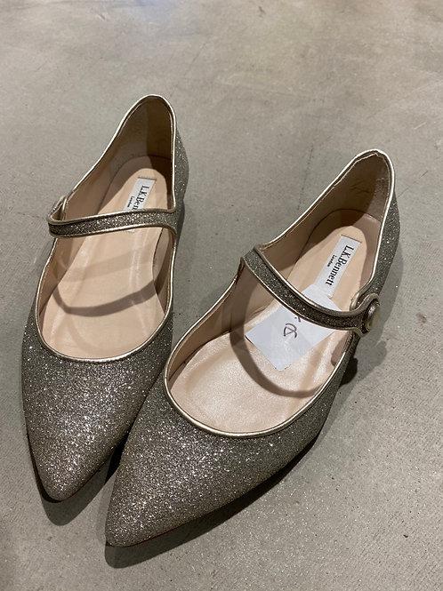LKBennett sko glimmer