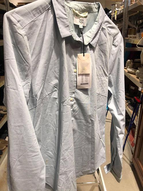 Noa Noa skjorte i lyseblå