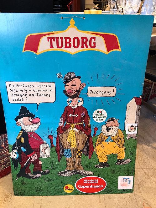 Tuborg plakat