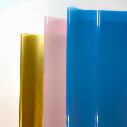 Papel Plástico Sujinho | Embalagem com 20 unidades