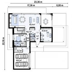 Maison unique Mia 228m2-3