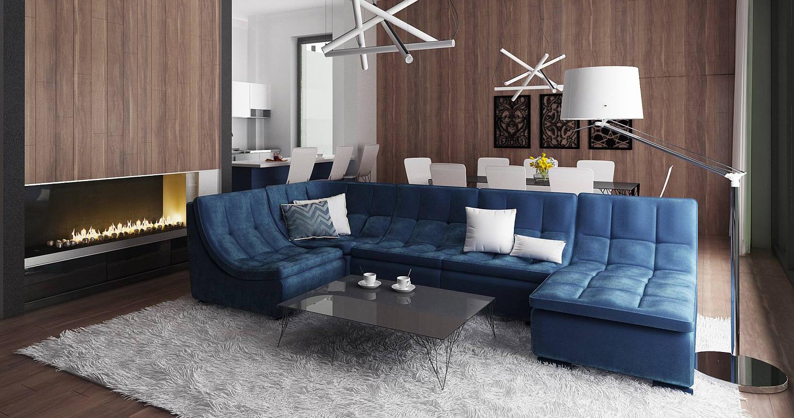 Maison ossature bois contemporaine moderne LEILA -8