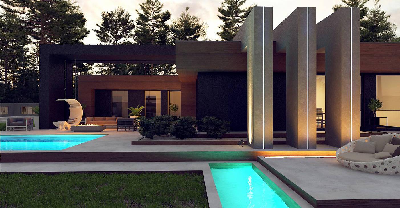 maison unique Nala 156m2-5