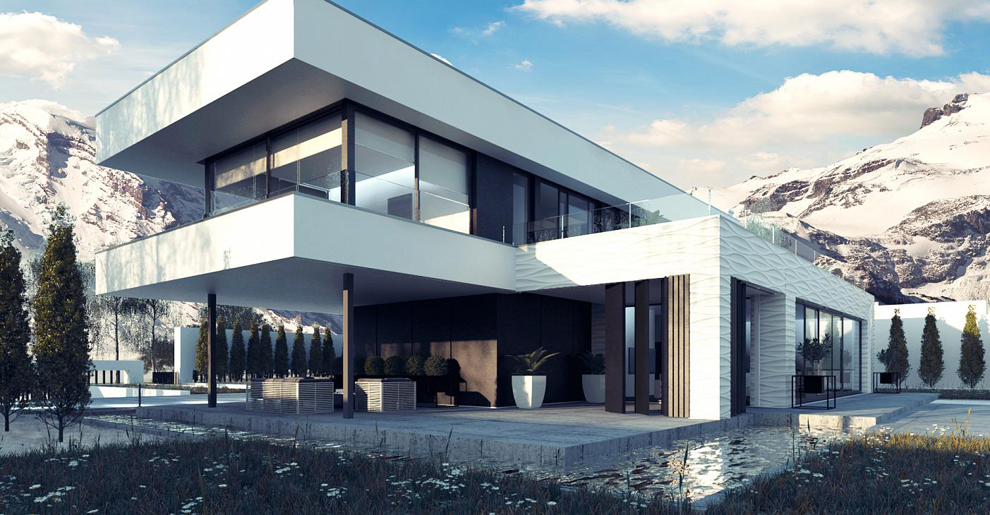 Maison unique Mia 228m2-2