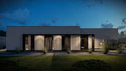 Maison toit plat Ava RT2020-6