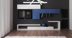 Maison ossature bois contemporaine moderne LEILA -7