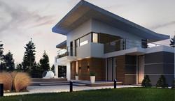 Maison unique Alexia 222m2-2