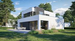 Constructeur maison toit plat faula cons