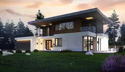 Maison unique Alexia 222m2-1