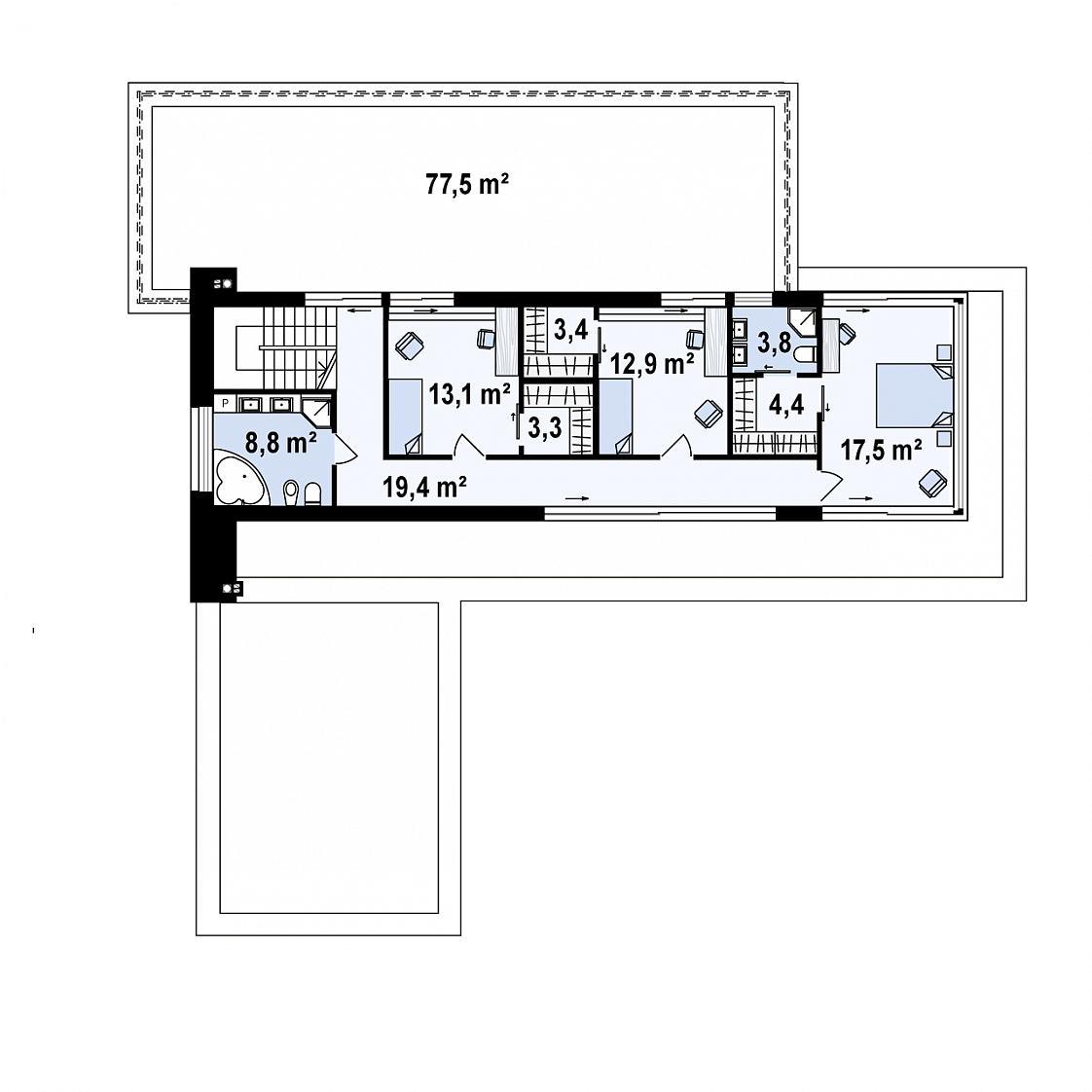 Maison unique Mia 228m2-4