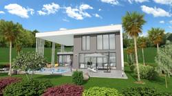 A vendre villa martinique toit plat