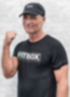 Roger Marshall, Boxing and Group Boxing Fitness Trainer at Fitbox Workout in Sherman Oak, CA
