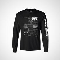 UFC Photo Collage Long Sleeve