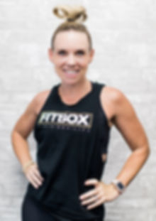 Michele Lax, Boxing and Group Boxing Fitness Trainer at Fitbox Workout in Sherman Oak, CA
