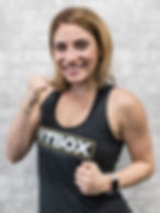 Michelle Marshall, Boxing and Group Boxing Fitness Trainer at Fitbox Workout in Sherman Oak, CA