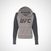 Women's UFC Rhinestone Hoodie