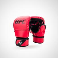 UFC 8oz Red Sparring Gloves