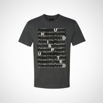 UFC Undisputed Charcoal T-Shirt