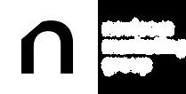 logo novicom marketing group white png