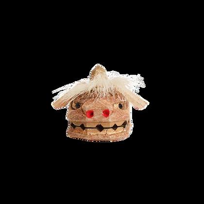Tête de de lion ou shishi-gashira