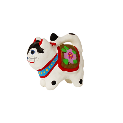 Inu hariko - chien en papier maché