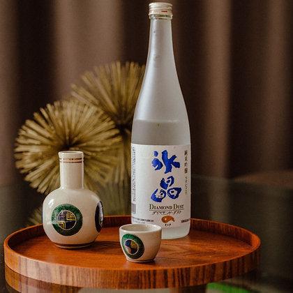Service à saké Kutani