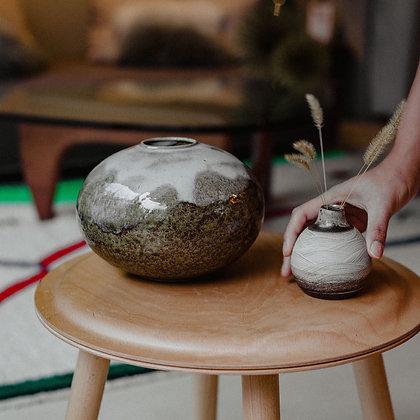 Vase texturé Sansuke-yaki
