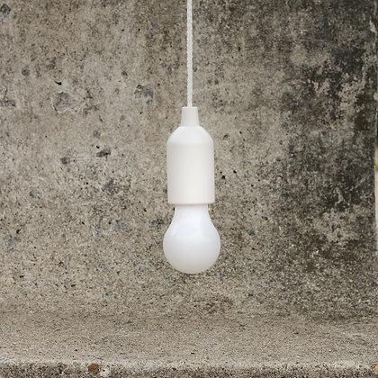 Lampe sans prise (à pile)