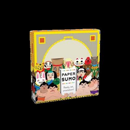 Jeu de sumo en papier - Kamizumo