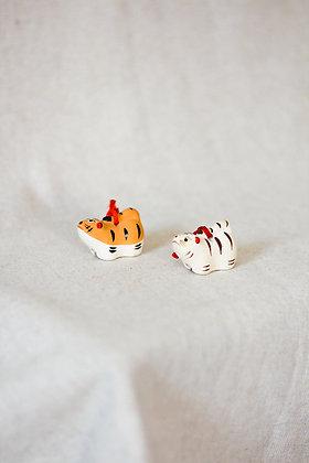 Clochettes en céramique - Tora