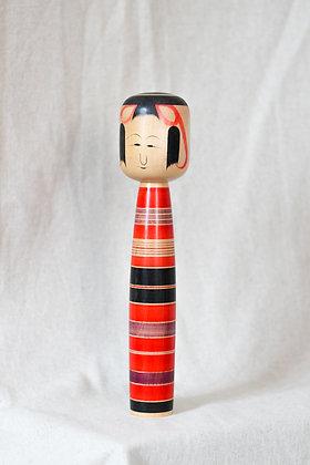 Kokeshi par Sato Sashima 32 cm