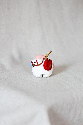 Clochette en céramique - Uma