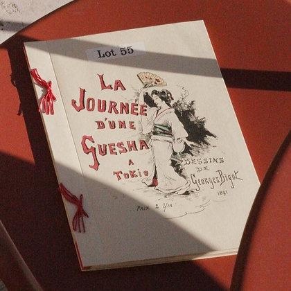 Georges Rigot - La Journée d'une Guesha a Tokyo - 1982