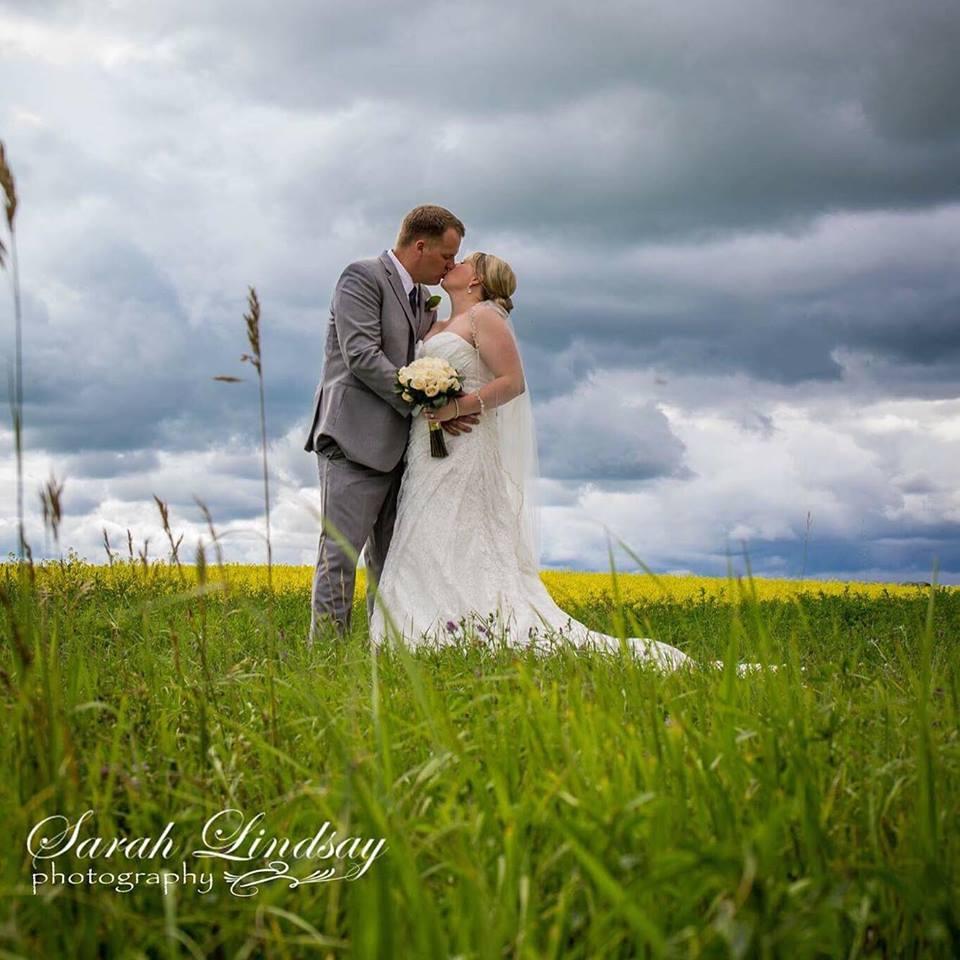 Chantalle Boese Wedding Pic