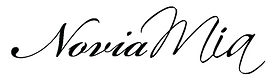 Novia Mia Red Deer Logo