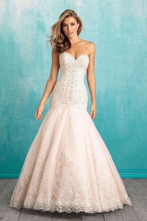 Allure Bridal - 3930
