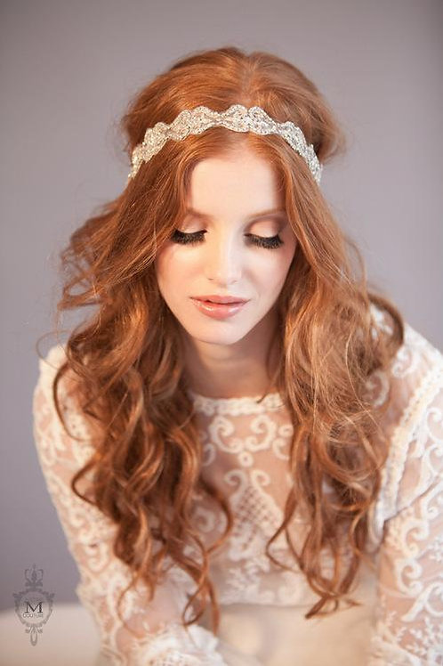 Justine M Couture - Headpiece