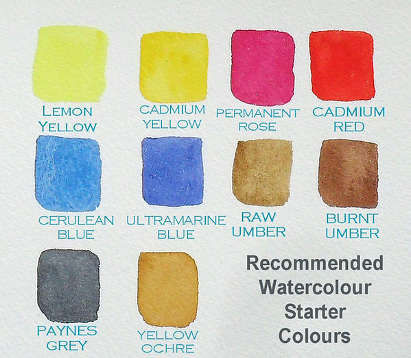 recommended-starter-colours-watercolour.