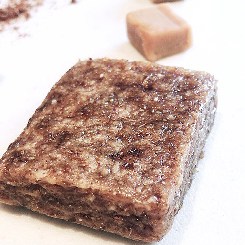 Salted Caramel Protein Square