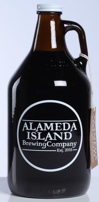 Alameda Island Brewing Company Retail POP