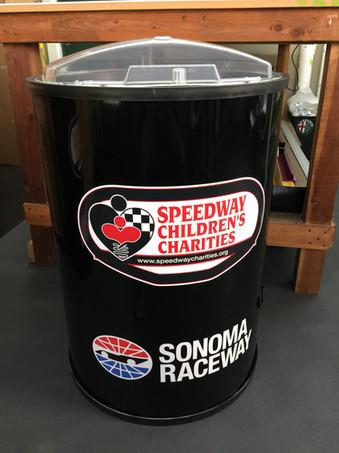 Sonoma Raceway Wrap